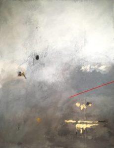 Θεωρητικό Φροντιστήριο - Επιλέξαμε έναν πίνακα αφηρημένης ζωγραφικής για το κείμενό μας.