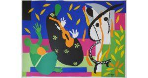 Φιλολογικό Φροντιστήριο - Επιλέξαμε τον πίνακα του Matisse : La tristesse des rois