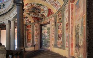 ο προσδιορισμός του χρόνου - επιλέξαμε μια εικόνα από τη villa farnese