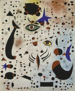 Τέχνη για τα παιδιά - Πίνακας του Miro