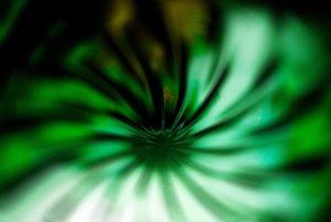 """Για το κείμενο του Παναγιώτη Κονδύλη """"Η τεχνική και το ιδεώδες"""", επιλέξαμε μια σύνθεση της gioia fabbri, η οποία απεικονίζει ένα fractal σε πράσινο φόντο. Επιθυμούμε να απεικονίσουμε αυτή την αβεβαιότητα που φέρνει ο σύγχρονος κόσμος μέσα από την τεχνική. Ένα εξαιρετικό κείμενο για το μάθημα της έκθεσης. Πιστεύουμε ότι η εικόνα ταιριάζει στην βαθύτερη ουσία του."""