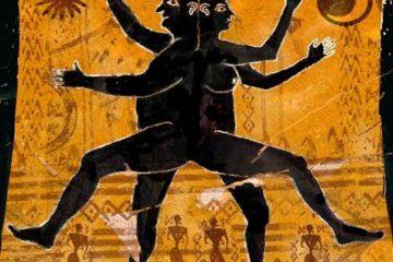 Ο Πλάτων και ο Μύθος: Απεικόνιση της μορφής του Ανδρόγυνου, όπως παρουσιάζεται στο Συμπόσιο του Πλάτωνα.